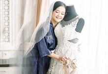 Edwin & Rosita Wedding by METTA FEBRIYAN bridal & couture