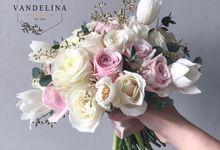 Bouquet 1 by Vandelina Brides