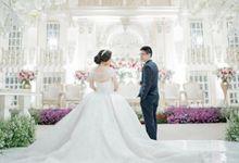The Wedding of Steven & Siska by Bloom Gift