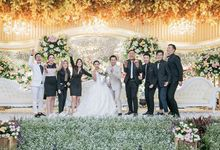 Andi and Cynthia Wedding by Amour Management