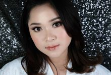 Bride Makeup - Chic Lady by Rosenmakeup