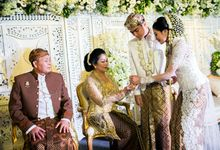 A Traditional Javanese Wedding by Max.Mix Photograph