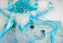 Benny & Rachel Stationery set by Kairos Wedding Invitation