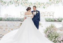 Winda & Yudie Wedding by Tommy Pancamurti