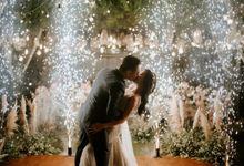 Galen and Julia Wedding by KAMAYA BALI