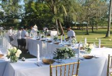 Wedding Catering by lombok wedding planner