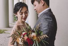 Actual Day Photography by STORY WEDDING