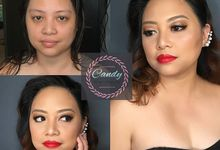 Porfolios by Candy Makeup Artistry