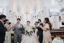 The Wedding of Alvin & Febriyana by PRIVATE WEDDING ORGANIZER