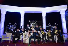 Wedding of Handry Sumantry & Krisye Imanuel by MC Budi Nugroho