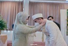 The Ballroom Wedding Of Muti & Adhi by K Wedding Organizer