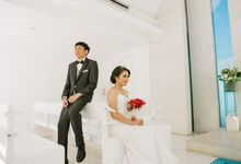 Prewedding Jonathan & Jessica by RAJA FOTO STUDIO - BRIDAL MEDAN