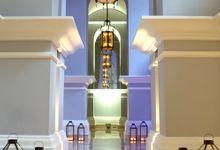 Wedding at Gardenia Room by Hotel Gran Mahakam
