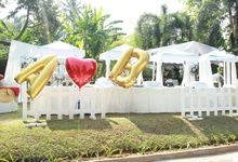 The Garder by Adelia Wedding Solution
