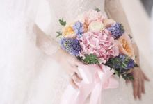 Dhanny & Viny Wedding Day by ANTHEIA PHOTOGRAPHY