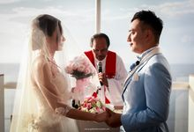 The Wedding of Mr J & Ms C by GOLDEN HARVEST BALI WEDDING