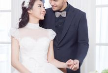 Indoor Prewedding 03 by King Foto & Bridal Image Wedding