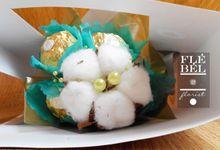 Eid Fitri Flowercard by FleBel Florist