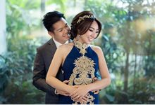 Michael & Febrina Gonta Engagement by NOMINA PHOTOGRAPHY