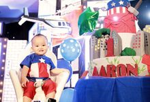 AARON 1st BIRTHDAY PARTY by Fairytale Organizer