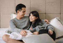 Prewedding of A&F by Imagenic