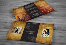 INVITATION WEDDING by pensilwarna media