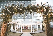 The Most Challenging Wedding We Have Ever Handled by Elior Design