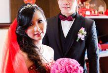 THE WEDDING OF WIDY & YENTY / 09.01.15 & 18.01.15 / SUNCITY BALLROOM, HAYAM WURUK, JAKARTA by AS2 Wedding Organizer