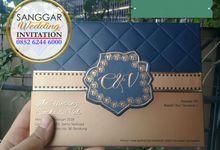 CANTIKA & VICKY (Cozy Beauty Luxury) by Sanggar Undangan