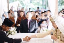 Garliana & Bash Wedding at Plataran Cilandak by Bantu Manten wedding Planner and Organizer