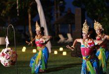 Balinese Dances by Bali Wedding Entertainment