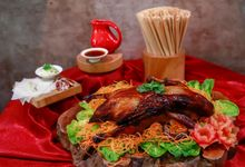 Chinese New Year Menu by The NJONJA, Gourmet Catering