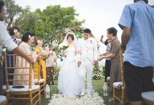 Simple Wedding by Nagisa Bali