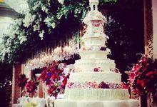 7 tiers and more by LeNovelle Cake
