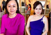Sis 's Bridal Makeup Look by Izzy Makeup Artistry