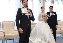MC Wedding Nusantara Hall ICE BSD - Anthony Stevven by Anthony Stevven