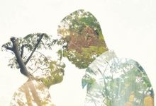 The Prewedding of Arief + Riza by The Move Up Portraiture