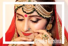 Makeup by Renuka Krishna