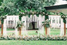 Pesta Pernikahan Outdoor by Andrea Rahardiana