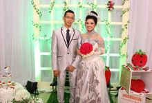 MC for Rino and Keisha by Alfian Entertainment