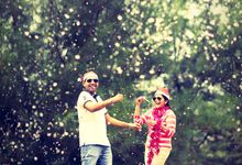 Aishwarya & Kanishk by And photography