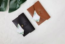 coin case standard for edward & vicky by Gemilang Craft