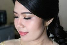 Makeup Artist Photoshoot by Ferns Agency
