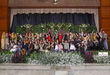 The Wedding of Ines & Rendi at Departemen Kementrian by Bantu Manten wedding Planner and Organizer
