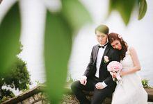 Lulu & Timo - Bali Wedding at Ayana Resort by RUDYLIN Photography