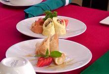 Tea time menu by Pat-Mase Villas at Jimbaran
