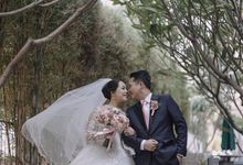 THE WEDDING OF DANIEL & BELLA by The Wedding Boutique