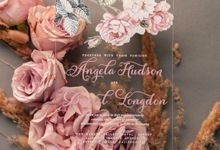 GISELLE & HAROLD (Flory Mica Luxury) by Sanggar Undangan