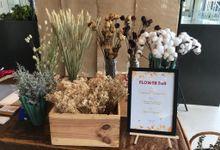 Flower Bar by Kindled Florals