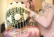 DETA & DERA by vivi wedding make up